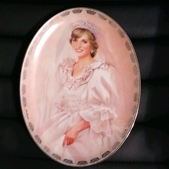 """""""The Peoples' Princess"""" (FIRST Issue) PLATE"""